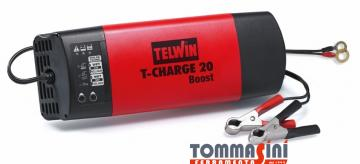TELWIN - TELWIN - T-CHARGE 20 BOOST 12V/24